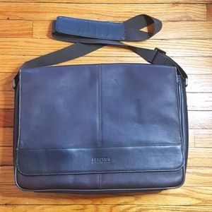 Kenneth Cole genuine leather Computer bag